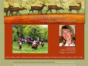 Page Lambert's website at ElizaCross.com