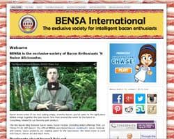 Bensa Bacon Blog