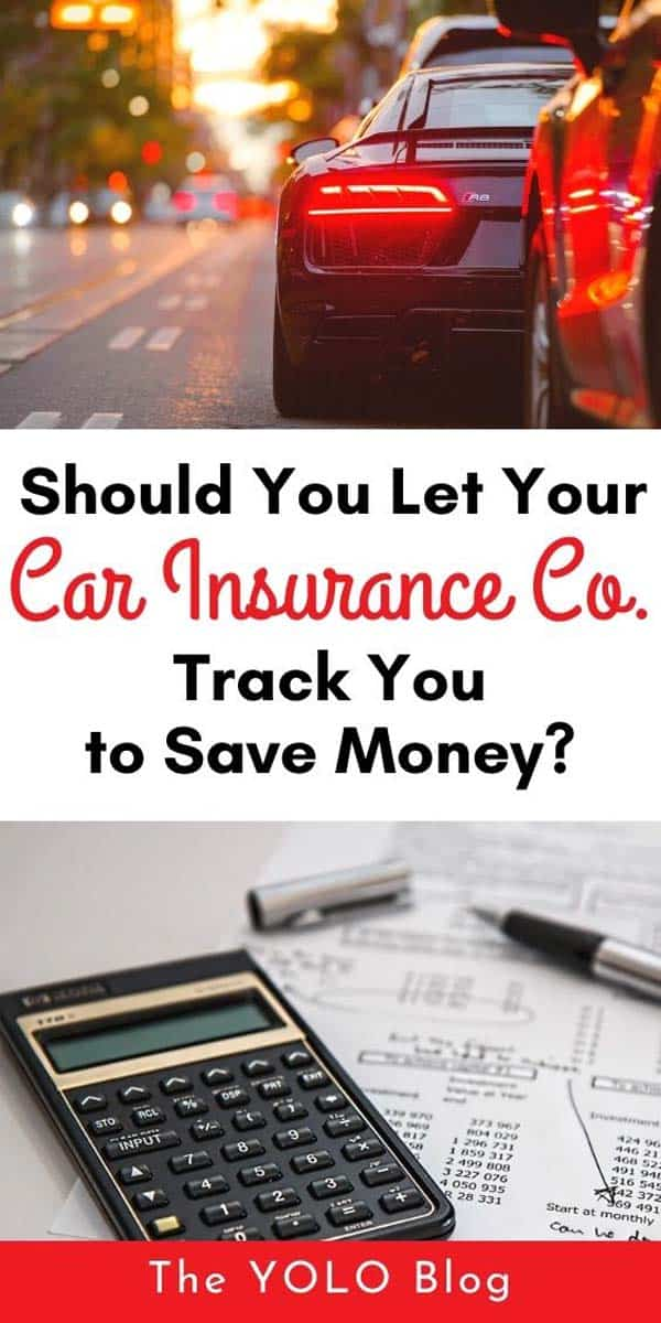 car insurance tracking