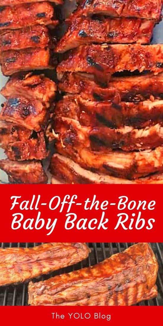 Fall off the bone Baby Back Ribs