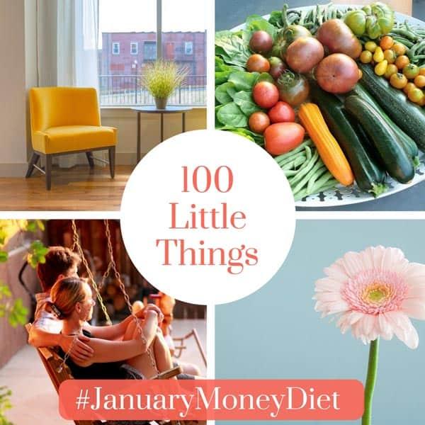 100 little ways to save money