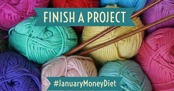 Finish a project
