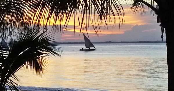 At Michamvi Sunset Bay Resort