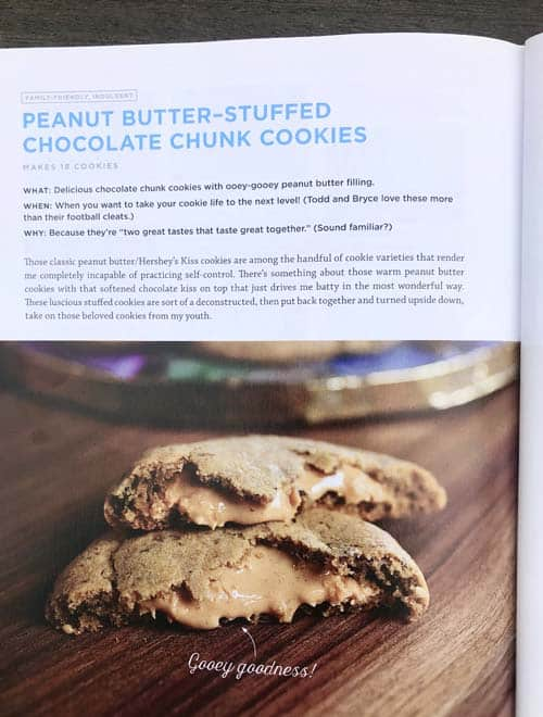 The New Frontier cookie recipe